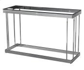 Mercury Rectangular Console Table