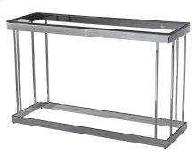 Mercury Rectangular Console Table