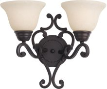 Manor 2-Light Wall Sconce