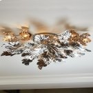 Dancing Leaves Ceiling Fixture-Nickel Product Image