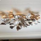 Dancing Leaves Ceiling Fixture-Nickel Product Image