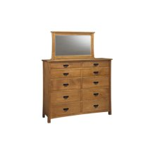 American Review Dressing Chest Double