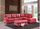Left Facing Chaise Sectional Product Image