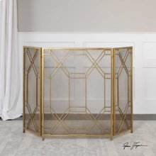 Rosen Fireplace Screen