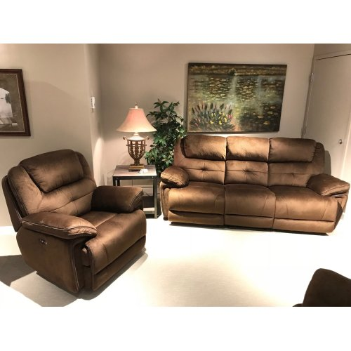Power Rec Loveseat