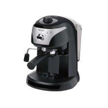 Manual Espresso Machine - Black & Silver EC220CD