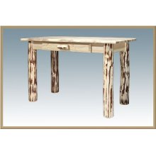Montana Log Writing Desk
