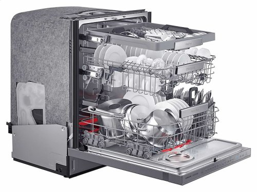 Hidden Touch Control Chef Collection Dishwasher with WaterWall Technology