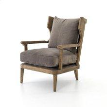 Imperial Mist Cover Lamont Oak Finish Lennon Dining Chair