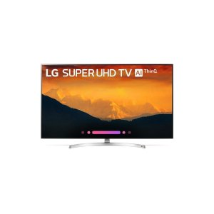 LG ElectronicsSK9000PUA 4K HDR Smart LED SUPER UHD TV w/ AI ThinQ® - 55'' Class (54.6'' Diag)