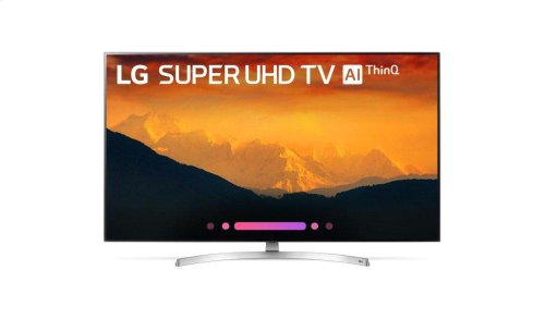"SK9000PUA 4K HDR Smart LED SUPER UHD TV w/ AI ThinQ® - 55"" Class (54.6"" Diag)"