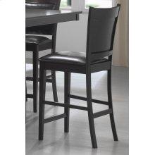 Jaden Casual Espresso Counter-height Chair