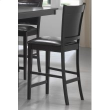 Jaden Casual Espresso Counter-height Chair
