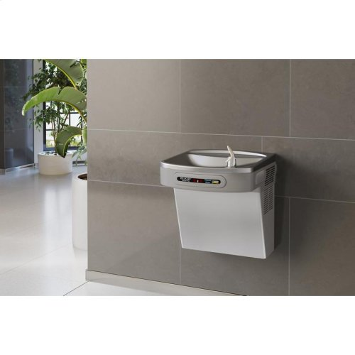 Elkay Cooler Wall Mount ADA Hands-Free Filtered 8 GPH Stainless