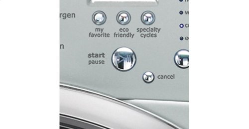 4.3 Cu. Ft. Front Load Washer with IQ-Touch Controls featuring Perfect Steam