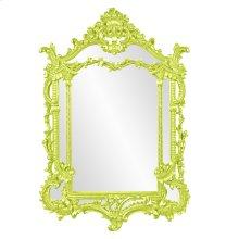 Arlington Mirror - Glossy Green
