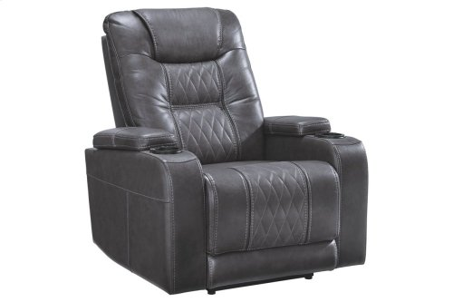 PWR Recliner/ADJ Headrest