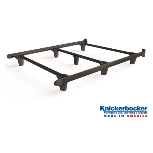 Brown Queen EmBrace™ Bed Frame