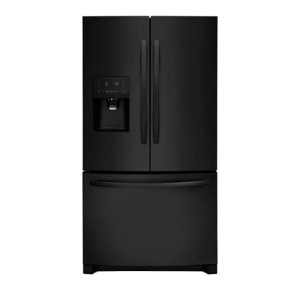 26.8 Cu. Ft. French Door Refrigerator - EBONY BLACK