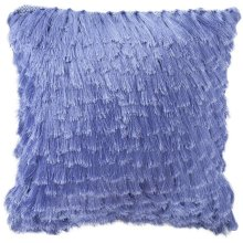 Cali Shag Pillow - Lilac