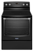 Electric Freestanding Range with Stainless Steel Handles- 6.2 cu. ft. Product Image