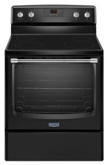 Electric Freestanding Range with Stainless Steel Handles- 6.2 cu. ft.