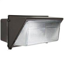 LED Wall Pack; 120 Watt; Bronze Finish; 120-277V