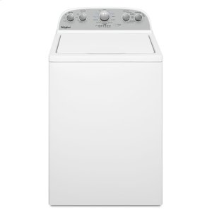 WhirlpoolWhirlpool® 3.9 cu. ft. Top Load Washer with Soaking Cycles, 12 Cycles - White