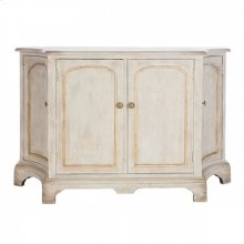 Polson Gold Cabinet