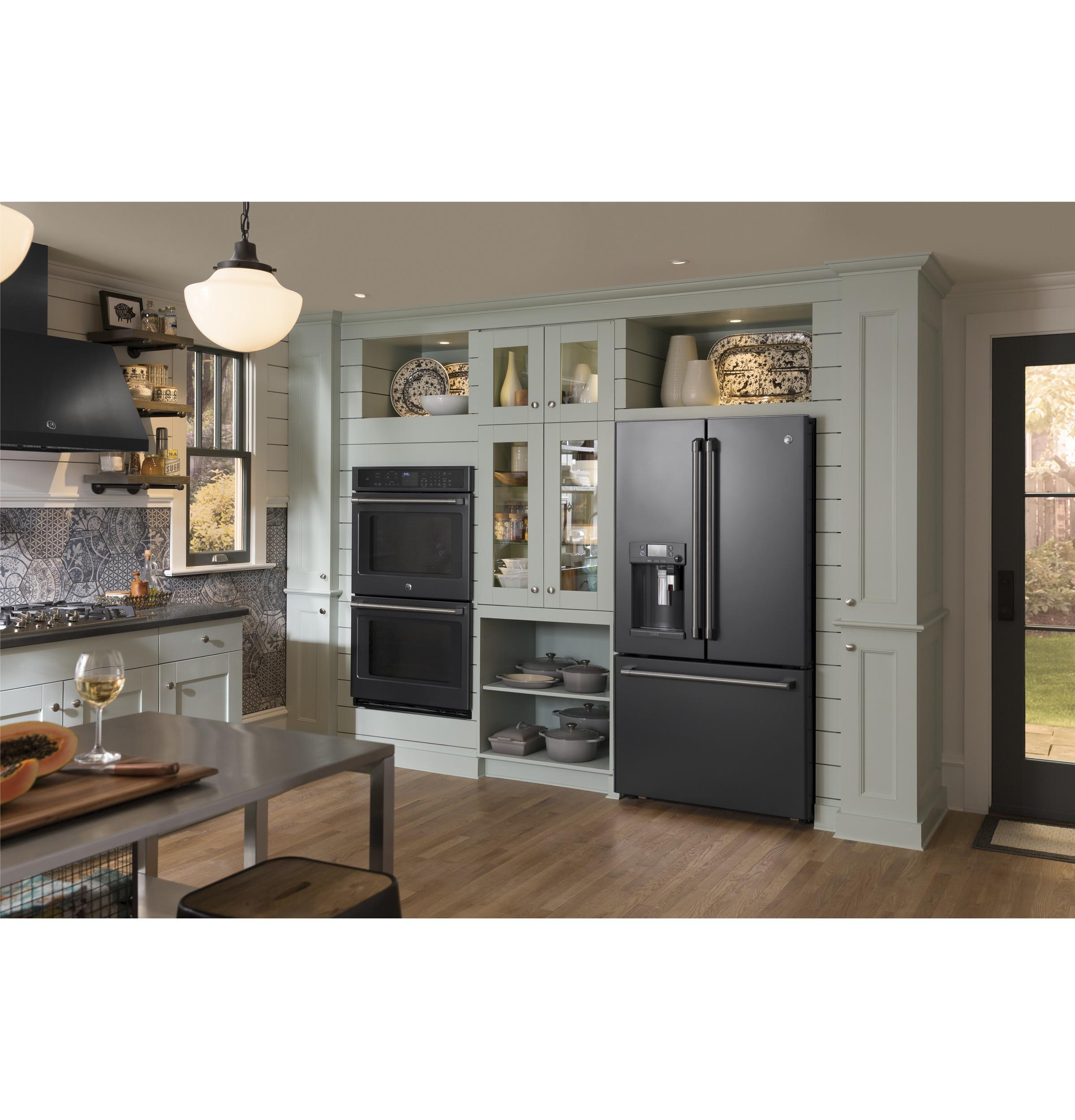CYE22UELDS in Black Slate by GE Appliances in Erlanger KY GE Cafe