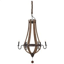 Chateau Chandelier Medium