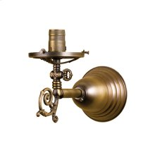 """4.5""""W Gas Reproduction Wall Sconce"""