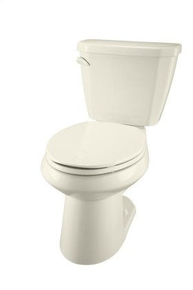 """White Viper® 1.28 Gpf 12"""" Rough-in Two-piece Elongated Toilet"""