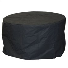 """54"""" Round Fire Table Cover"""