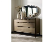 Hamden Six Drawer Dresser