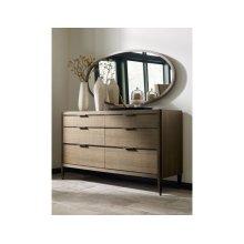 Hamden Six Drawer Dresser