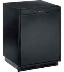 "Black Lock model, field reversible 1000 Series / 24"" Refrigerator Model"