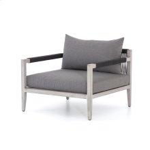 Sherwood Outdoor Chair-grey