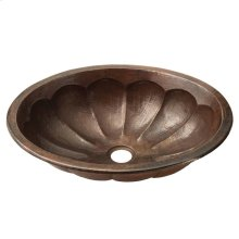 Calabash in Antique Copper