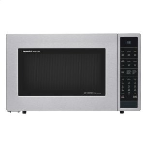 Sharp Appliances1.5 cu. ft. 900W Sharp Stainless Steel Carousel Convection + Microwave Oven
