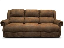 EZ Motion Double Reclining Sofa with Nails EZ5P01N