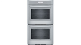 30 inch Masterpiece™ Series Double Wall Oven ME302WS