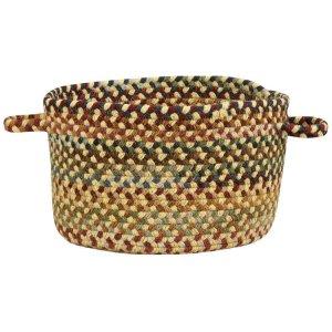 Gramercy Gold Braided Rugs