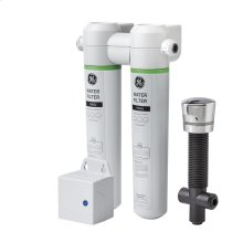 DUAL FLOW WATER FILTRATION SYSTEM