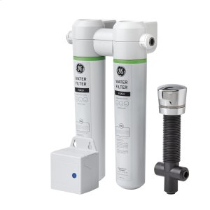 DUAL FLOW WATER FILTRATION SYSTEM -
