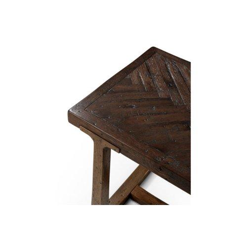 Stafford Accent Table, Dark Echo Oak