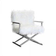 Armen Living Calgary Contemporary Accent Chair