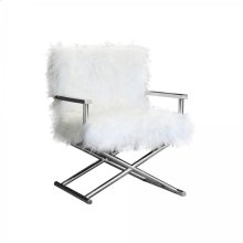 Armen Living Calgary Contemporary Accent Chair