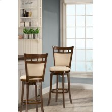 Jefferson Swivel Counter Stool