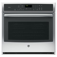 "30"" Electric Self-Cleaning Convection Single Wall Oven"